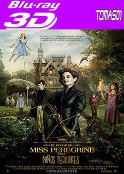 Miss Peregrine y los niños peculiares (2016) 3D SBS