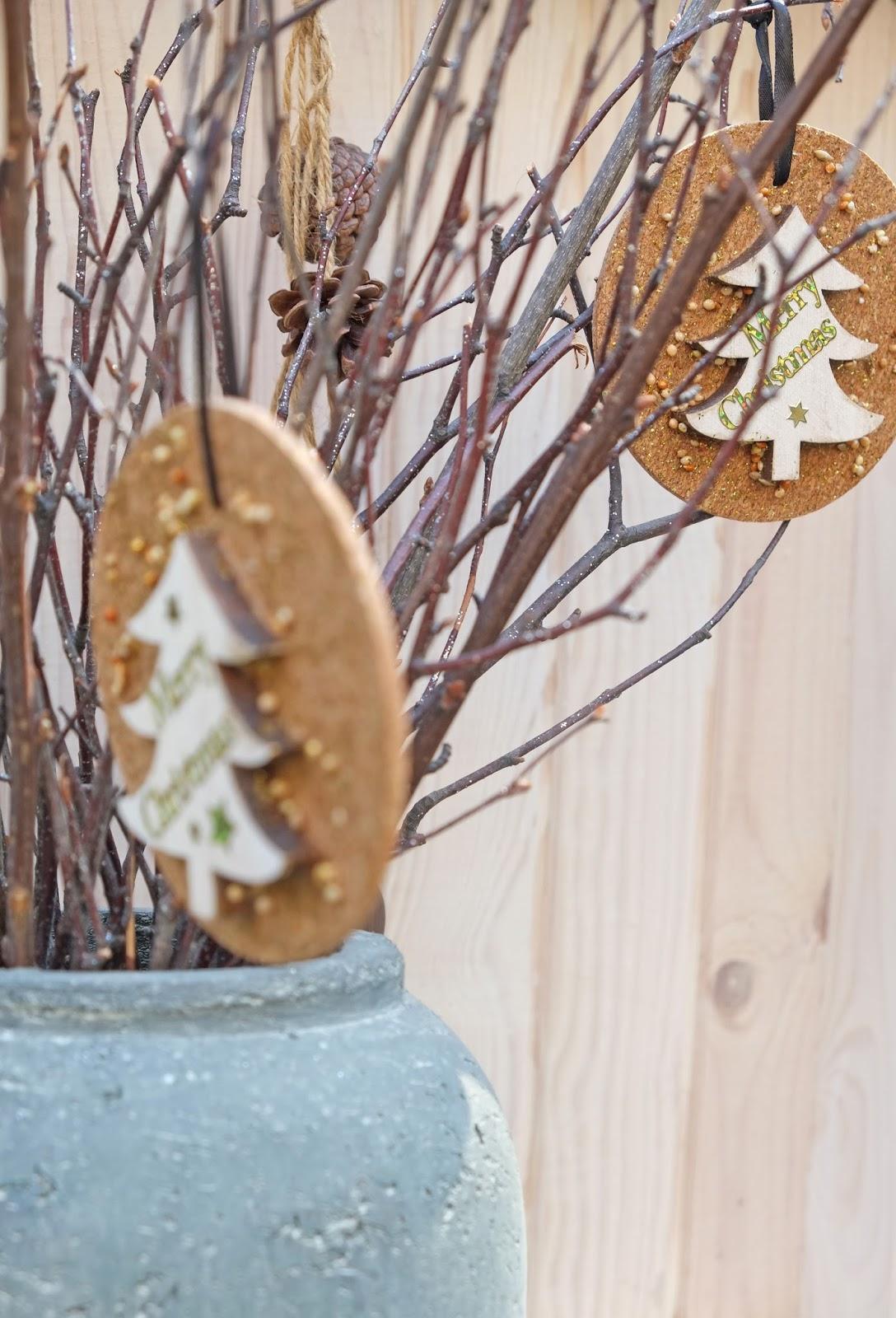 Diy: Makkelijk Kerst hanger maken