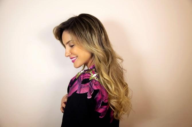 Cabelo Claudia Leite