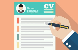 Panduan membuat CV yang baik dan benar