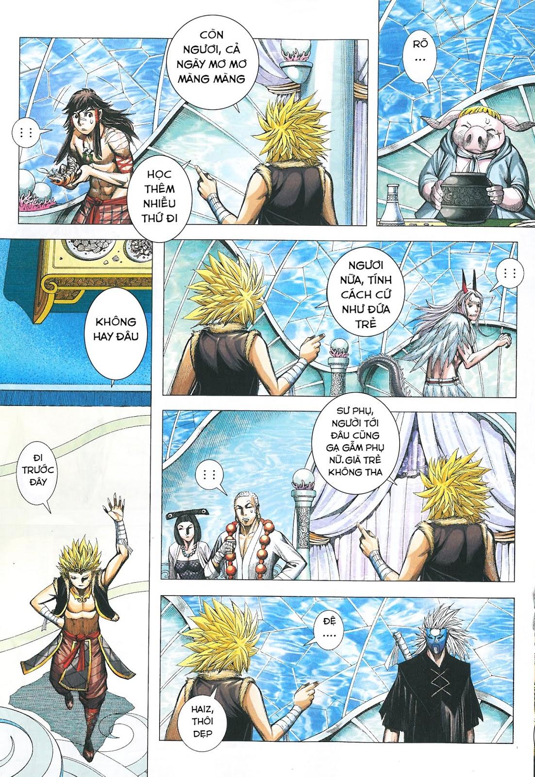 Tây Du chap 182 - Trang 18