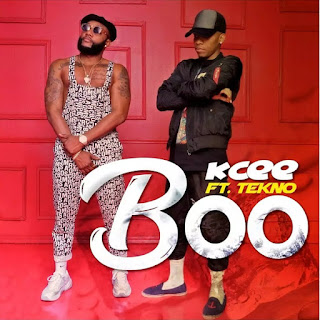 Kcee  Feat. Tekno – Boo (Prod. KrizBeatz)