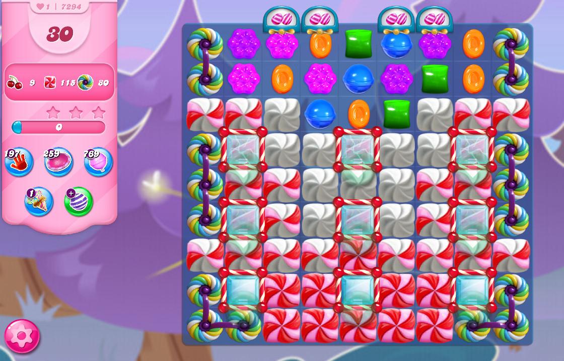 Candy Crush Saga level 7294