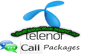 Telenor Daily, Weekly, Monthly Call Packages