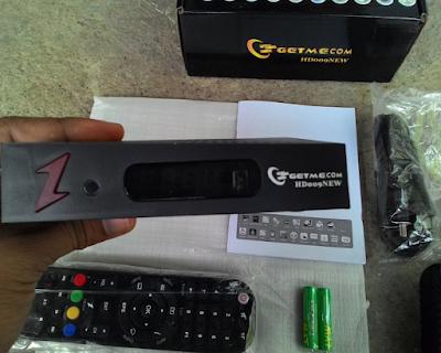 Digital Receiver Getmecom Z Azplay