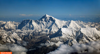 Cover Photo: Mount Everest