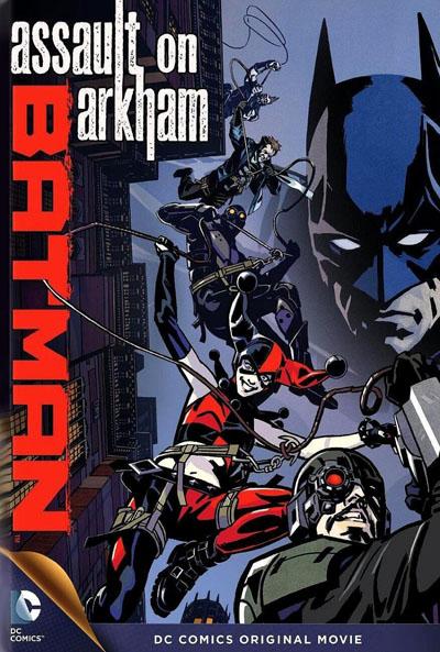 BATMAN. ASALTO A ARKHAM