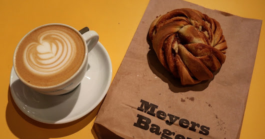 Coffee Collective and Meyers Bageri - Copenhagen