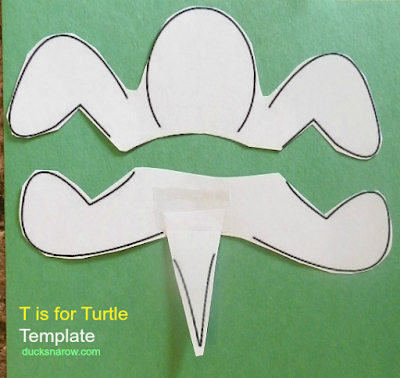 turtle, preschool, kids crafts