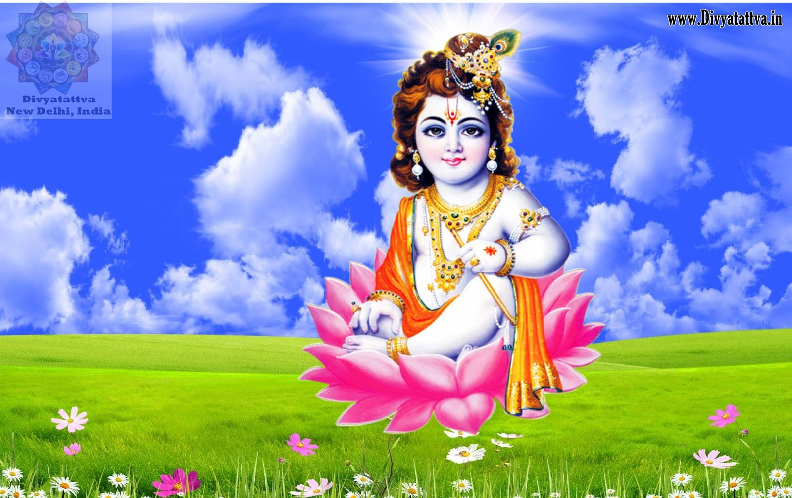 lord krishna hindu gods govinda baby krishna beautiful nature images For Desktop Wallpaper