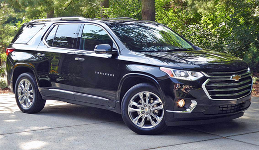 2018 Chevrolet Traverse Release Date Uk Cars Authority