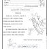 GISELDA - QUE GIRAFA ATRAPALHADA! PEQUENO TEXTO EM TRÊS TIPOS DE LETRAS - 1º ANO/ 2º ANO