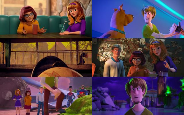 Scooby! (2020) HD 1080p y 720p Latino Dual