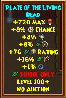 Best Life Gear (Level 120+) | Wizard101