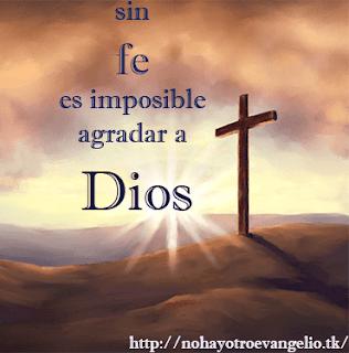 Una vida de fe