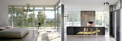 Modern Glass House Design Residential Project Lists By