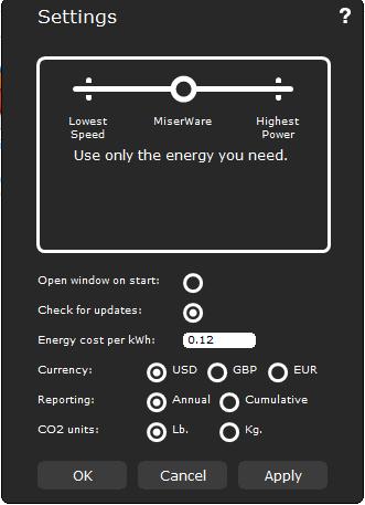 Software Penghemat Energi Listrik PC