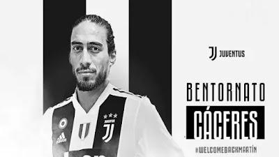 Juventus Resmi Gaet Bek 'Veteran' Lazio