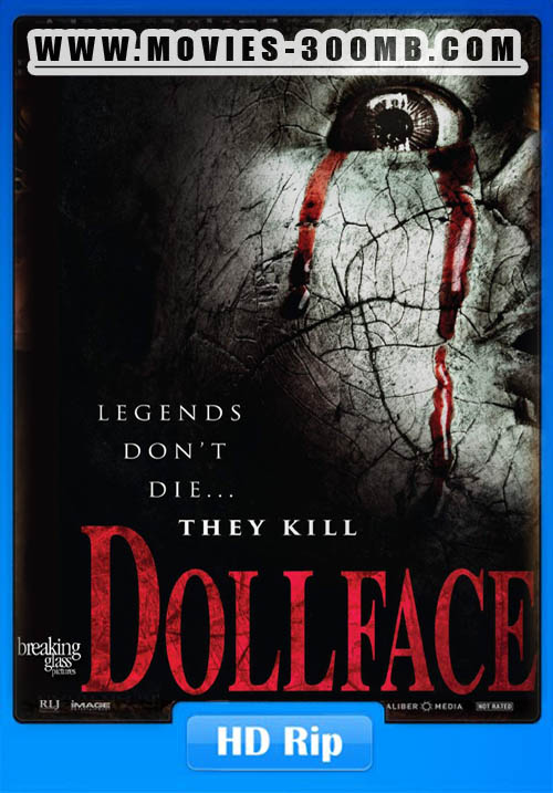 Doll Face 2014 720p WEB DL 450MB Poster
