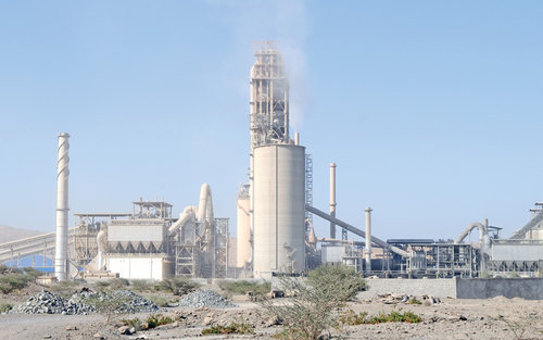 Al Wusta's Duqm cement plant seeking project finance