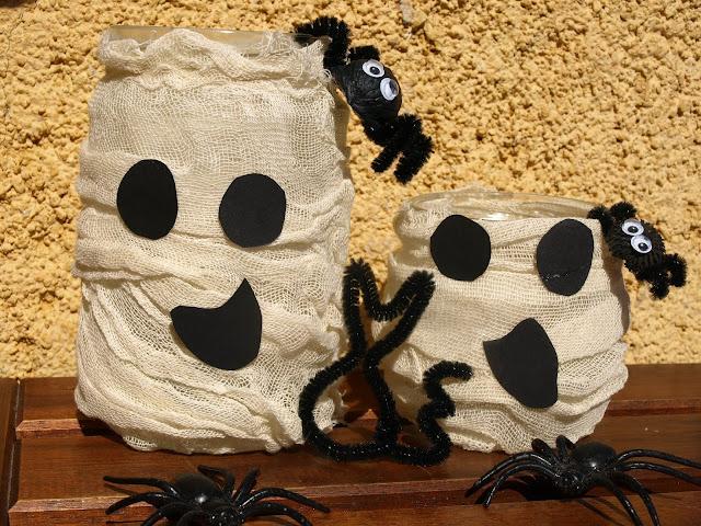 Diy για το Halloween!!