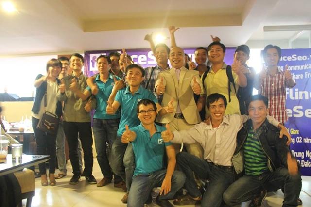 Đào tạo SEO tại Cao Bằng uy tín nhất, chuẩn Google, lên TOP bền vững không bị Google phạt, dạy bởi Linh Nguyễn CEO Faceseo. LH khóa đào tạo SEO mới 0932523569.