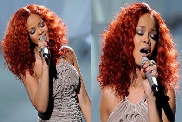 Makeup, Beauty and More: Rihanna Rocks An EzFlow and IBD ...