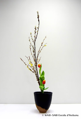 Ikebana-Shoka-shofutai-nishu-ike