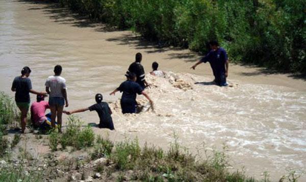 Resultado de imagen para venezolana muere en el rio bravo