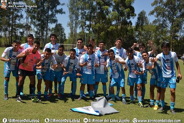 El Sub 19 se floreó ante Central Córdoba