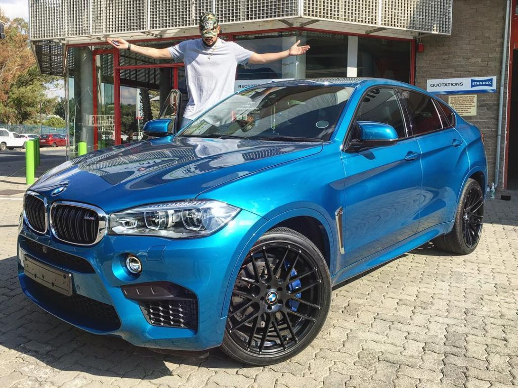 Dj S Production Aka Buys New Car Bmw X6 M