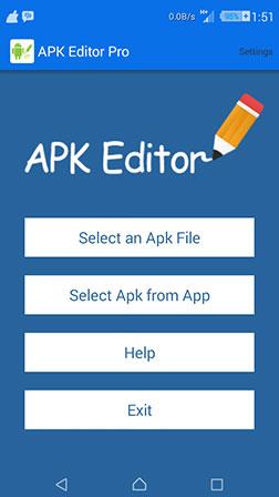 APK Editor Pro v1.3.27 Terbaru