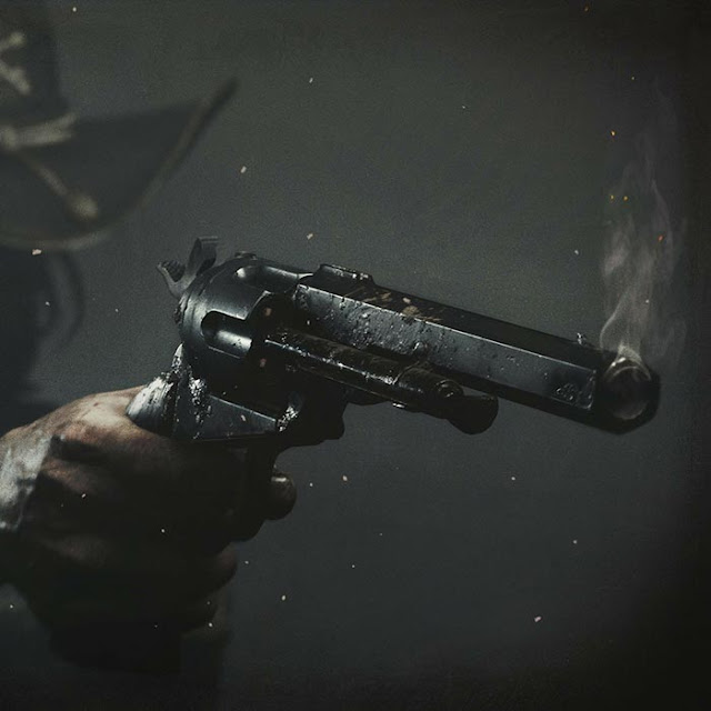Hunt Showdown Smoking Gun Wallpaper Engine