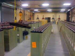 Teknologi Baterai Kapal Selam