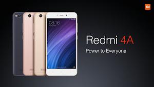Perbandingan Smartphone Xiaomi Redmi 4A & Xiaomi Redmi Note 4