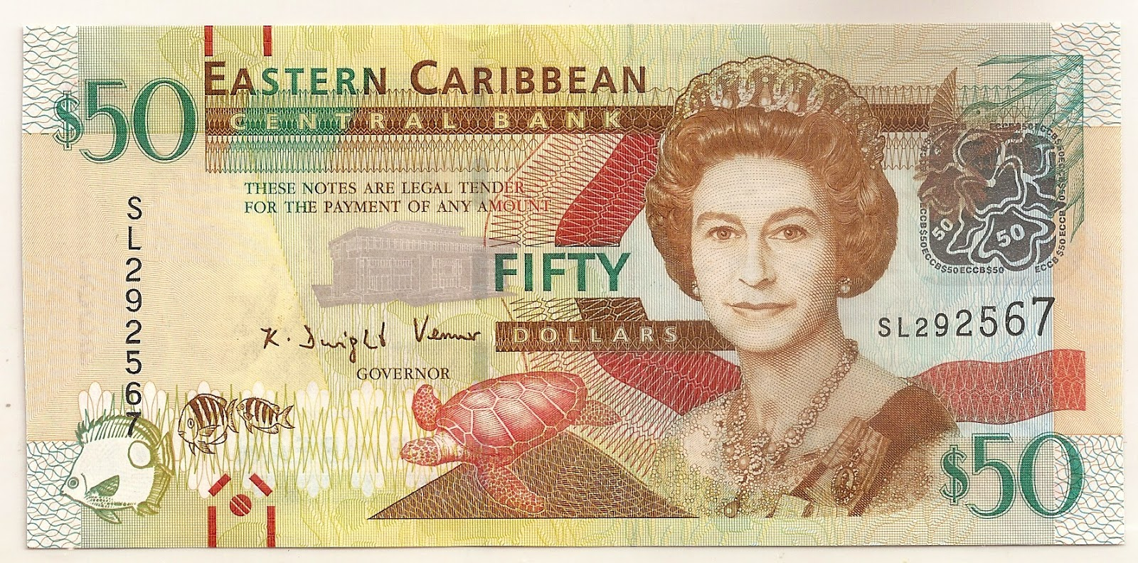 Coins And More 193 East Caribbean Currency And Coinage