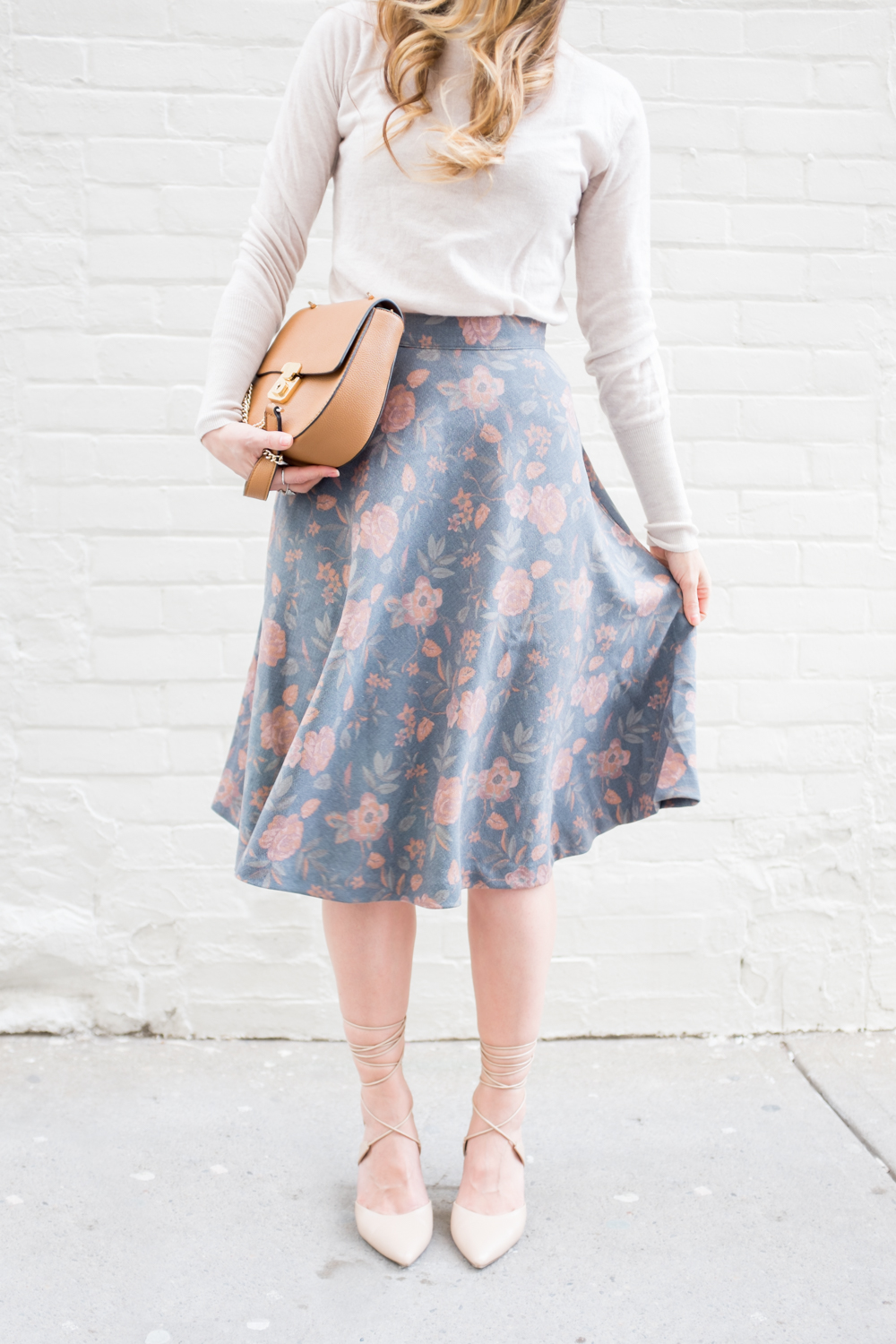 61ddfe0a1 Skirt - Pink Martini, Top - Zara, Shoes - Le Chateau, Purse - Forever 21