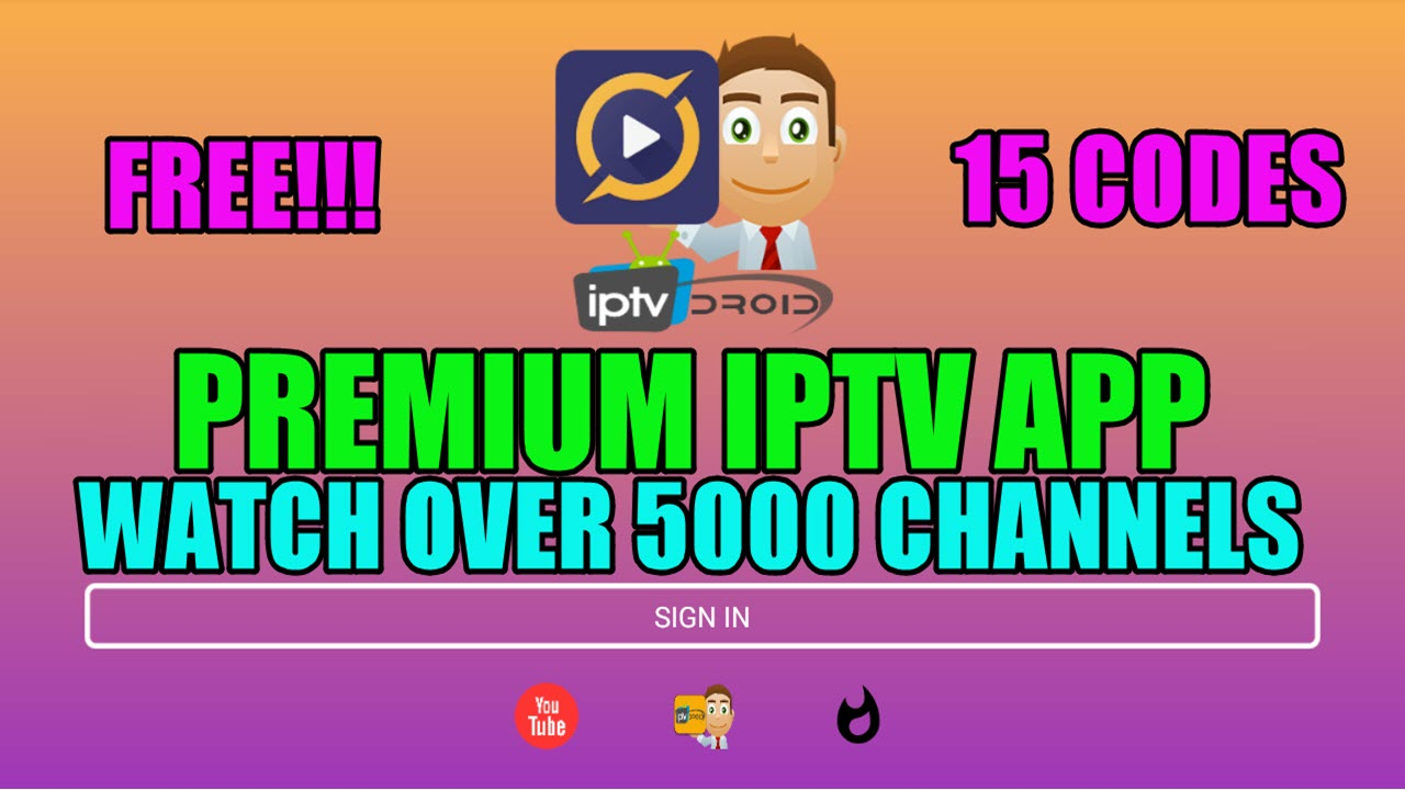 5000 tv channels free download