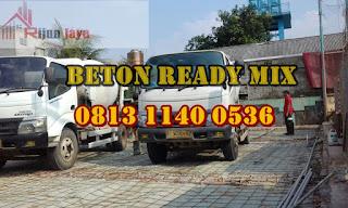 HARGA BETON READY MIX TERMURAH