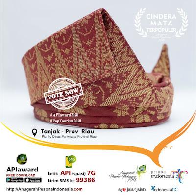 Tanjak Melayu Riau