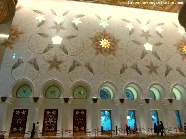 Abu Dhabi Uae Sheikh Zayed Grand Mosque Lakwatserong