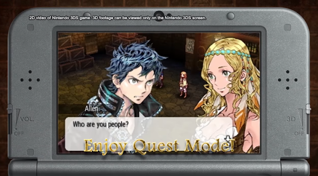 Culdcept Revolt Quest Mode Allen who are you people Nintendo 3DS