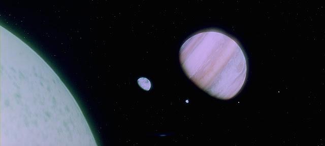 Космическая одиссея 2001 — парадоксы времени