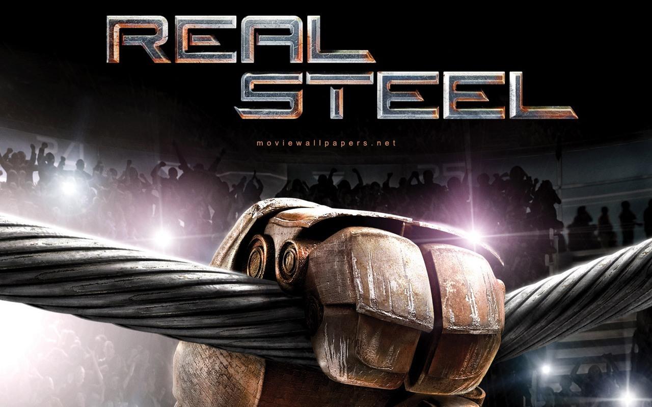 New Blog Pics Real Steel Atom Wallpaper Hd