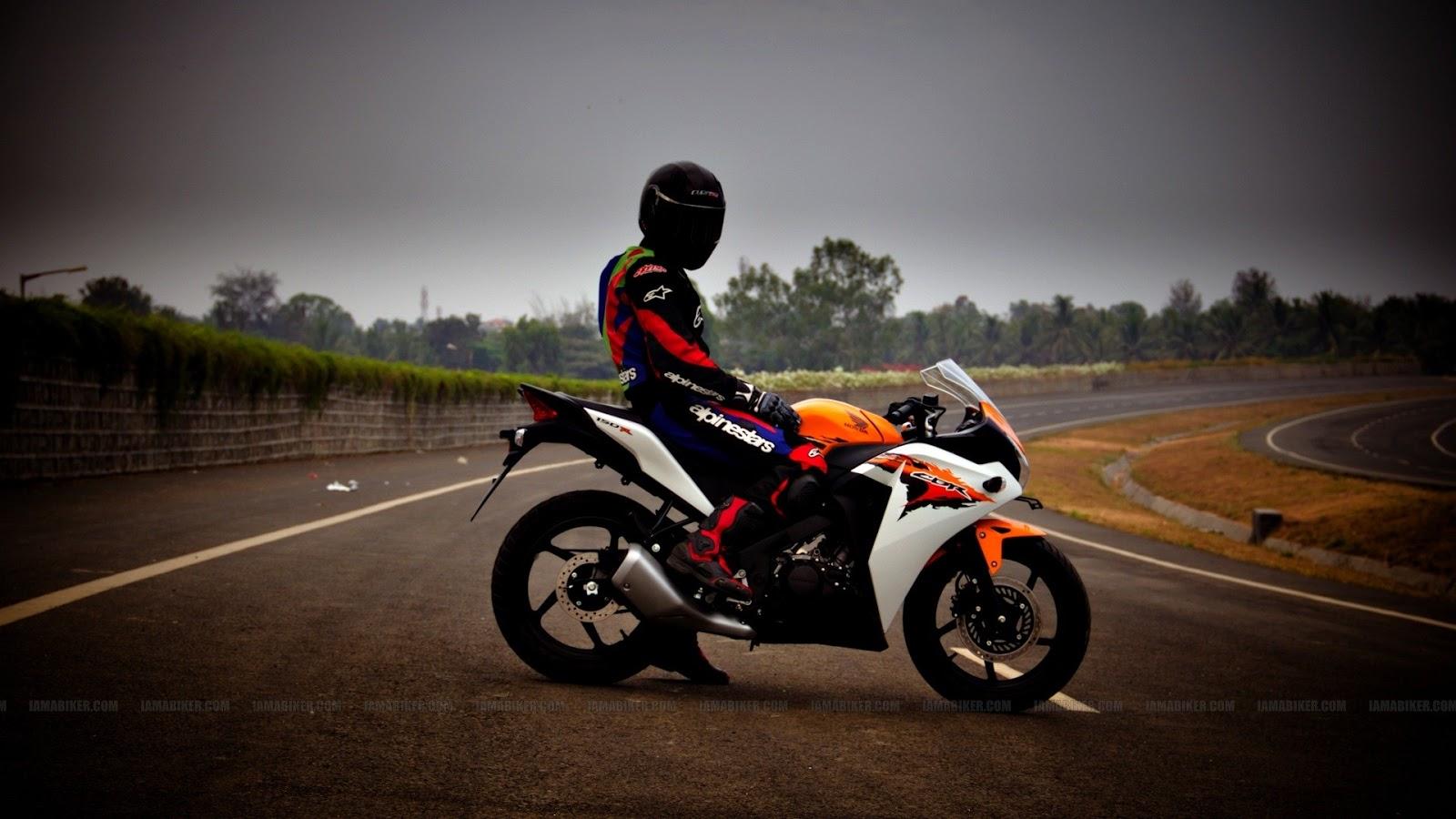 Honda Bike Motorcycle Review: Honda Cbr150r Wallpapers