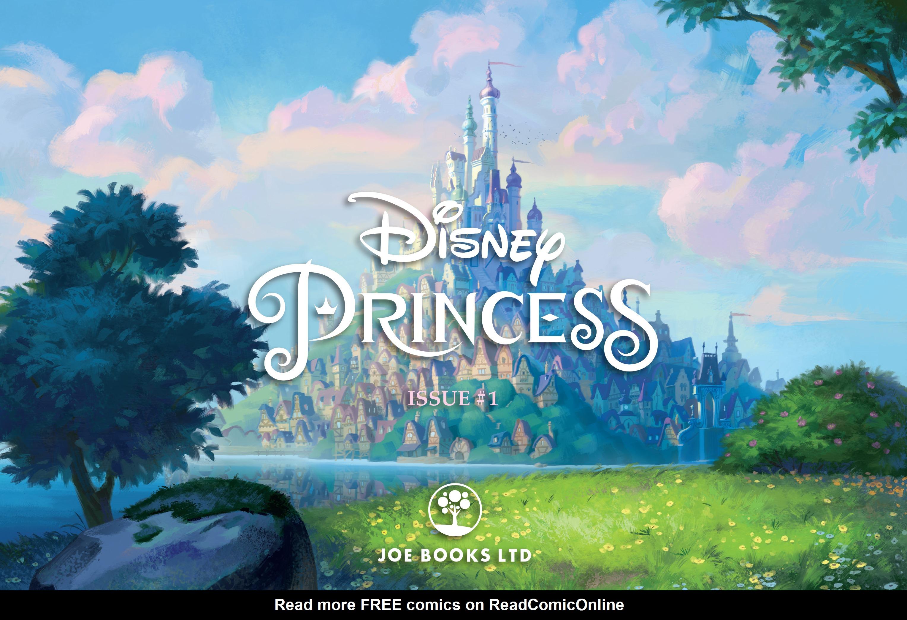 Read online Disney Princess comic -  Issue #1 - 3