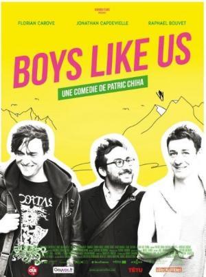 Chicos Como Nosotros - Boys Like Us - PELICULA - Austria - 2014
