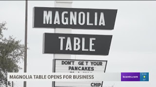 Magnolia Table Opens in Waco