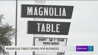 Magnolia Table Opens in Waco