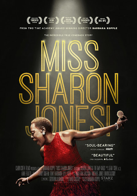 Miss Sharon Jones! (2015) ταινιες online seires oipeirates greek subs